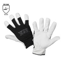 Pracovné rukavice 3045 kombinované