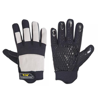 Pracovné rukavice 3090 kombinované