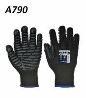 Pracovné rukavice A790 antivibračné