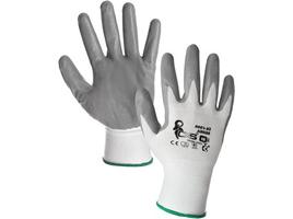 Pracovné rukavice ABRAK máčané