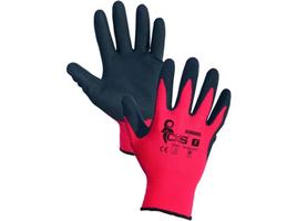 Pracovné rukavice ALVAROS máčané
