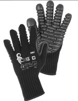 Pracovné rukavice AMET antivibračné s blistrom