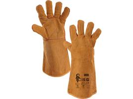 Pracovné rukavice AMON zváračské