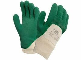 Pracovné rukavice ANSELL GLADIATOR 16-500 máčané v kaučuku