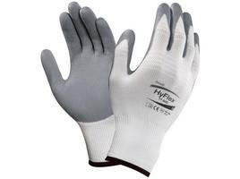 Pracovné rukavice ANSELL HYFLEX 11-800 máčané