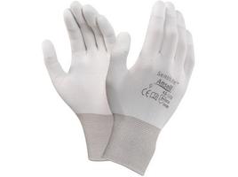 Pracovné rukavice ANSELL SENSILITE 48-105 máčané