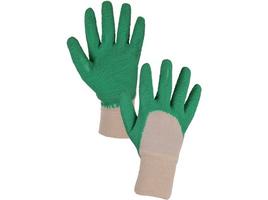 Pracovné rukavice ARBOL máčané