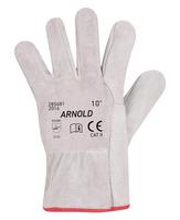 Pracovné rukavice ARNOLD celokožené