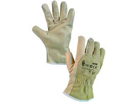 Pracovné rukavice ASTAR celokožené