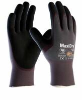 Pracovné rukavice ATG MaxiDry 56-424 máčané v nitrilovej pene