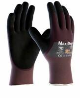 Pracovné rukavice ATG MaxiDry 56-425 máčané v nitrilovej pene