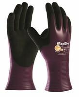 Pracovné rukavice ATG MaxiDry 56-426 máčané v nitrilovej pene