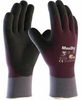 Pracovné rukavice ATG MaxiDry ZERO 56-451 máčané v nitrilovej pene