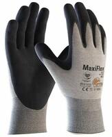 Pracovné rukavice ATG MaxiFlex ELITE ESD máčané v nitrilovej pene