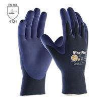Pracovné rukavice ATG MaxiFlex ELITE máčané v nitrilovej pene