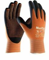 Pracovné rukavice ATG MaxiFlex ENDURANCE 42-848 AD-APT máčané v nitrilovej pene