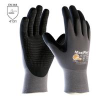 Pracovné rukavice ATG MaxiFlex ENDURANCE máčané v nitrilovej pene