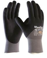 Pracovné rukavice ATG MaxiFlex ULTIMATE AD-APT 42/34-875 máčané v nitrile