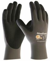 Pracovné rukavice ATG MaxiFoam 34-900 máčané v nitrilovej pene