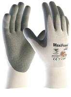 Pracovné rukavice ATG MaxiFoam LITE 34-800V máčané v nitrile (balené)