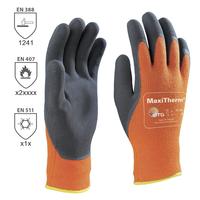 Pracovné rukavice ATG MaxiTherm máčané v latexe