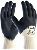 Pracovné rukavice ATG NOVATRIL 24-185 máčané v nitrile