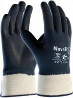 Pracovné rukavice ATG NOVATRIL 24-196 máčané v nitrile