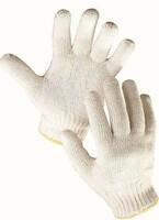 Pracovné rukavice AUK textilné