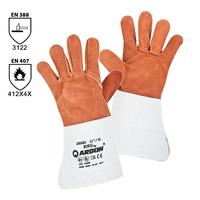 Pracovné rukavice BIRG zváračské