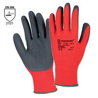 Pracovné rukavice BLADE máčané v latexe