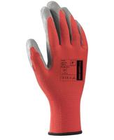 Pracovné rukavice BLADE máčané v latexe (s blistrom)