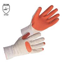 Pracovné rukavice BLANCHE máčané v latexe