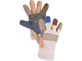 Pracovné rukavice BOJAR kombinované