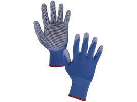 Pracovné rukavice BRITA DOTS máčané