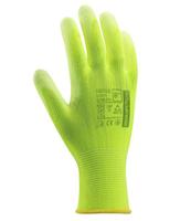 Pracovné rukavice BUCK FLUO (s blistrom)