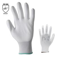 Pracovné rukavice BUCK máčané v polyuretáne