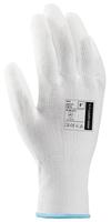 Pracovné rukavice BUCK máčané v polyuretáne (balené)