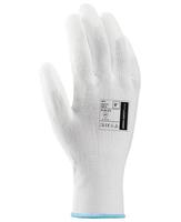 Pracovné rukavice BUCK máčané v polyuretáne (s blistrom)
