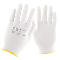 Pracovné rukavice BUDDY EVOLUTION textilné s PVC terčíkmi