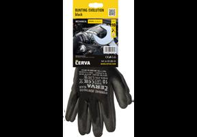 Pracovné rukavice BUNTING BLACK EVOLUTION (s blistrom)