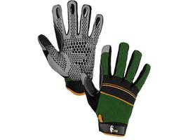 Pracovné rukavice CARAZ kombinované