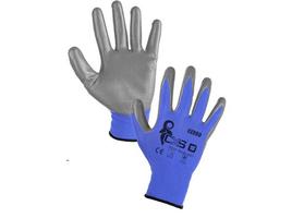 Pracovné rukavice CERRO máčané