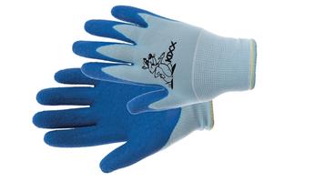 Pracovné rukavice CHUNKY máčané v latexe