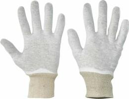 Pracovné rukavice CORMORAN textilné