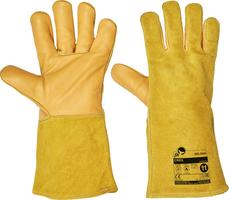 Pracovné rukavice CREX FH celokožené