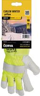 Pracovné rukavice CURLEW WINTER Hi-Vis (s blistrom)