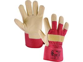 Pracovné rukavice CXS BUDY kombinované