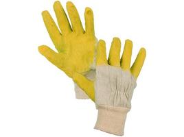 Pracovné rukavice DETA máčané