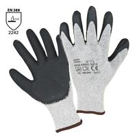 Pracovné rukavice DICK BASIC máčané v latexe