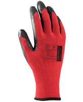 Pracovné rukavice DICK MAX máčané v latexe